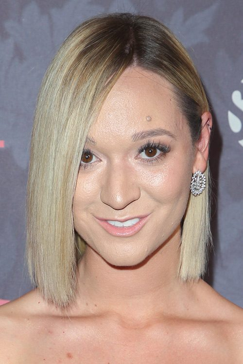 alisha marie s hairstyles hair colors steal her style