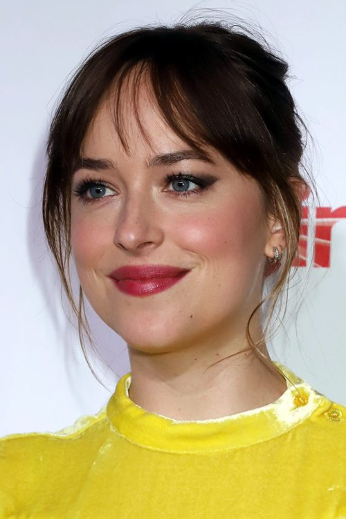 Dakota Johnson S Hairstyles Amp Hair Colors Steal Her Style
