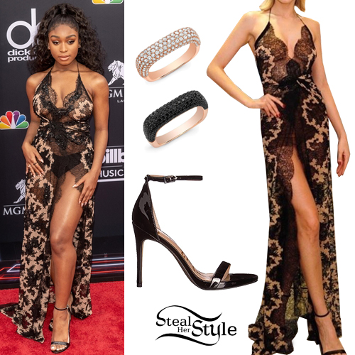 d4a091d0af0 Normani Kordei Hamilton  2018 Billboard Music Awards Outfit