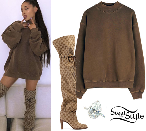 Ariana Grande S Clothes Outfits Steal Her Style Page 3