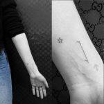 Ashley Benson Tattoos