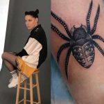 Bishop Briggs Tattoos