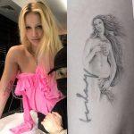 Cailin Russo Tattoos