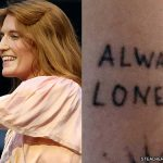 Florence Welch Tattoos