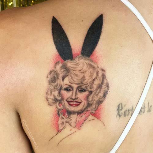 Frances Bean Cobain Tattoos List