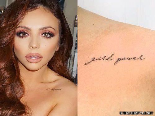 Very Chicks with tattoos on their viginas