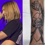 Julia Michaels Tattoos