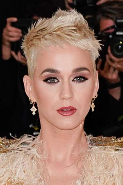 Katy Perry S Hairstyles Hair Colors Steal Her Style