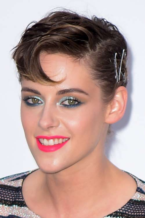 41 Celebrity Mohawk Hairstyles Steal Her Style