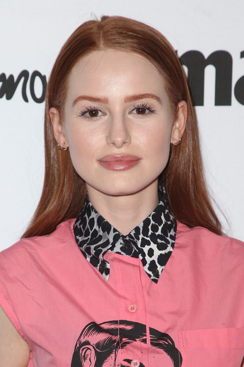 Madelaine Petsch S Hairstyles Amp Hair Colors Steal Her Style