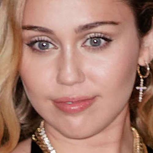 Miley Cyrus Makeup Photos Products