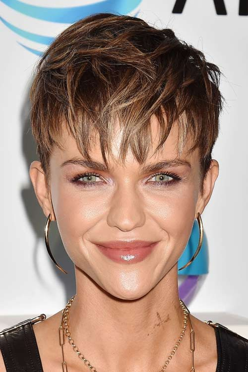 118 Celebrity Pixie Cut Hairstyles Steal Her Style