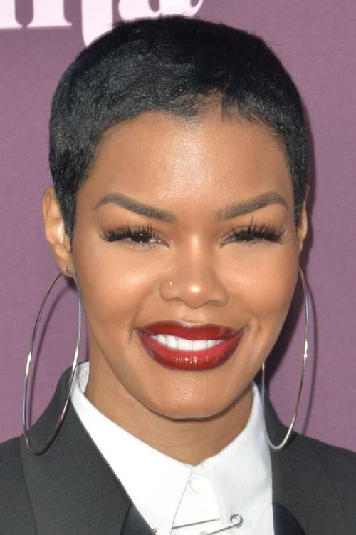 Teyana Taylor S Hairstyles Amp Hair Colors Steal Her Style