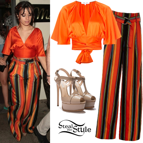Camila Cabello Clothes Outfits Steal Her Style