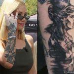 Iggy Azalea Tattoos