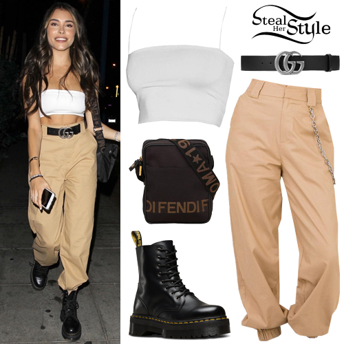 Steal Her Style: Madison Beer Clothes & Outfits
