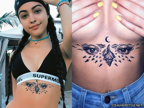 Malu Trevejos 6 Tattoos Meanings Steal Her Style