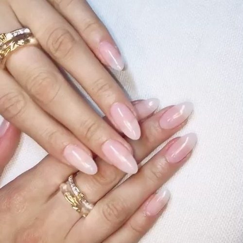 Oval Nails