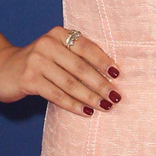2bfcc967354f Camila Mendes Nail Polish   Nail Art