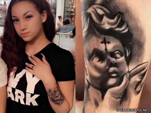 1a4205950 Danielle Bregoli's 16 Tattoos & Meanings | Steal Her Style