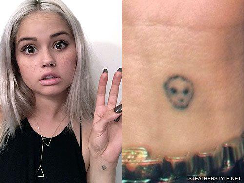 10 Celebrity Alien Tattoos