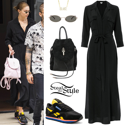 Gigi Hadid Clothes Amp Outfits Steal Her Style
