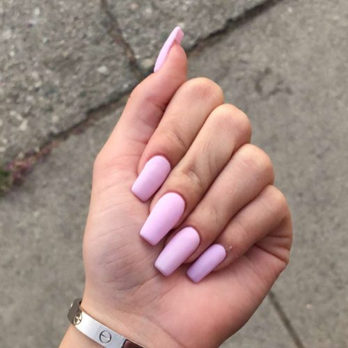 211 Celebrity Light Pink Nail Polish Photos