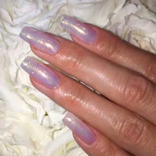 Kendall Jenner S Nail Polish Amp Nail Art Steal Her Style