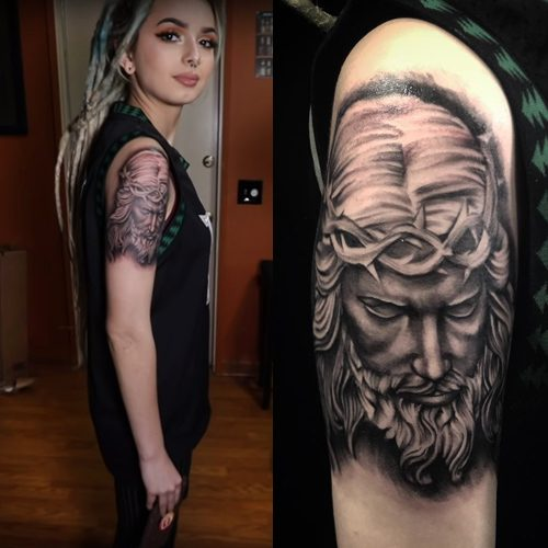 Zhavia Ward\u0027s 4 Tattoos \u0026 Meanings