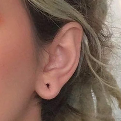19 Celebrity Stretched Ear Piercings Steal Her Style
