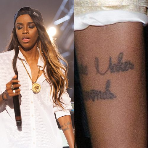 43dc5a50d 682 Celebrity Forearm Tattoos | Page 4 of 69 | Steal Her Style | Page 4