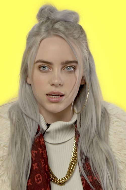 Billie Eilish S Hairstyles Hair Colors Steal Her Style