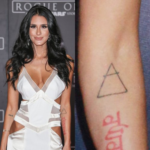 14 Celebrity Fine Line Tattoos | Steal Her Style