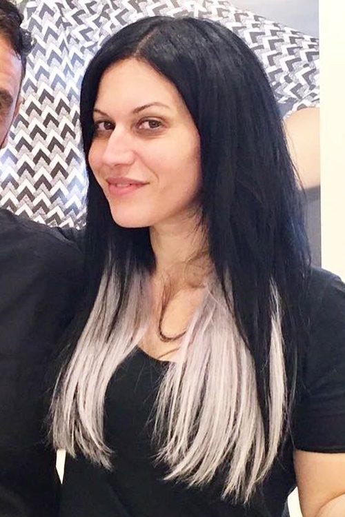 Platinum Blonde Highlights With Black Hair The Best Black Hair Of 2018