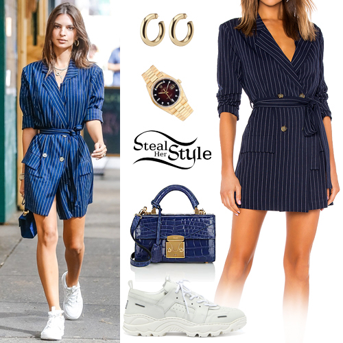 d7063ea614544 Emily Ratajkowski Clothes & Outfits | Page 2 of 7 | Steal Her Style ...