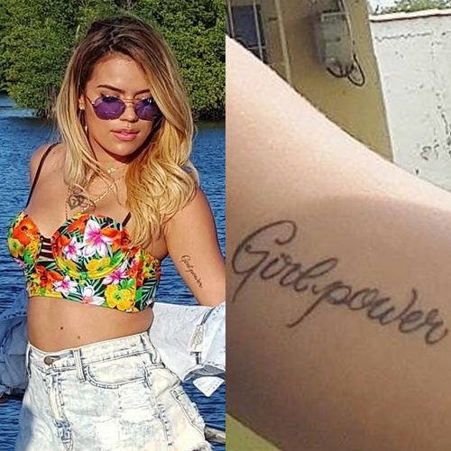 Karol G S 9 Tattoos Meanings Steal Her Style