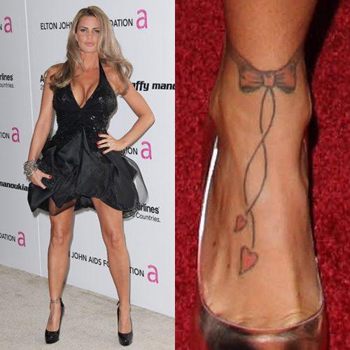 Katie price heart tattoo pussy porno photo
