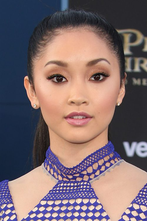 Lana Condor S Hairstyles Amp Hair Colors Steal Her Style