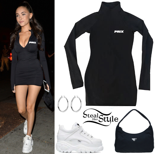 Madison Beer Clothes Amp Outfits Steal Her Style
