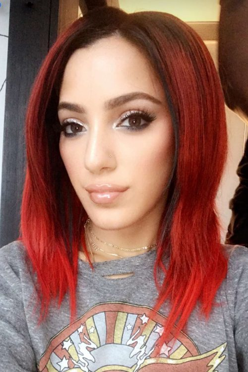113 Celebrity Red Hairstyles