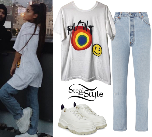 f396486f0445c Ariana Grande's Clothes & Outfits | Steal Her Style | Page 2