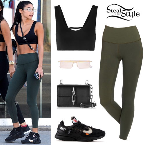 36443a8d2c Chantel Jeffries Clothes & Outfits | Steal Her Style
