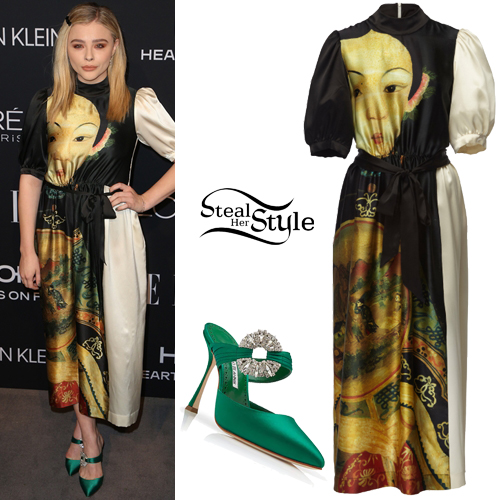 462bca0a5b8a45 Chloe Moretz at the 25th Annual ELLE Women in Hollywood Celebration at the  Four Seasons Hotel in Beverly Hills. October 15th