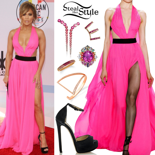 f8de620bf6 Jennifer Lopez Clothes & Outfits | Steal Her Style