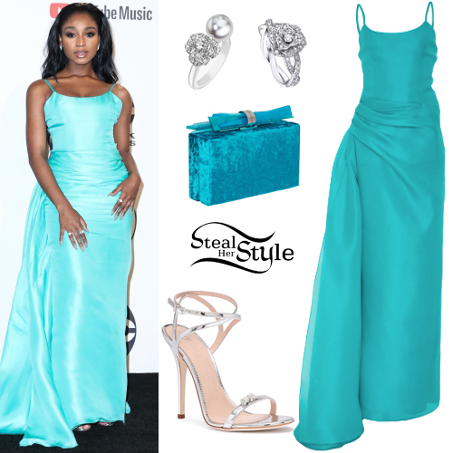 223961c4d37 Normani Kordei  2018 American Music Awards Outfit