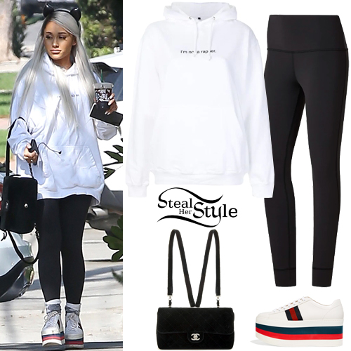 b3a0db047988 Ariana Grande's Clothes & Outfits | Steal Her Style | Page 2