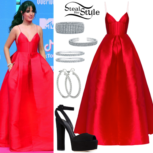 90d2078b236b Camila Cabello Clothes & Outfits | Steal Her Style
