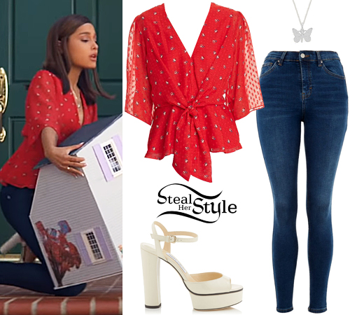 baee9c5eeec Ariana Grande s Clothes   Outfits