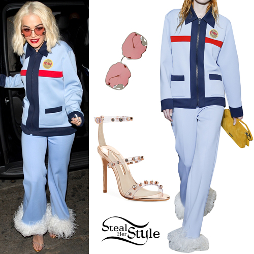 dd5d2ed0b5d56 Rita Ora Fashion, Clothes & Outfits | Steal Her Style | Page 2