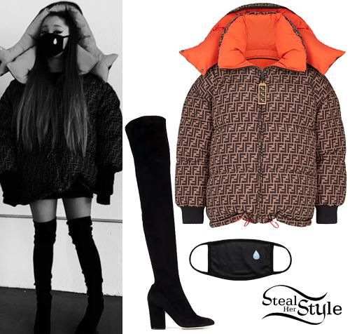 Ariana Grande s Clothes   Outfits  35e7ae021